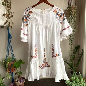 Free people floral sundress NWT